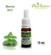 Aceite Esencial de Menta BIO (Mentha piperita) 10 ml